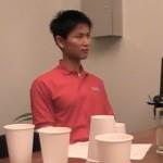 Tony Chen @ Tom's talk